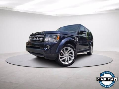 2016 Land Rover LR4 for sale at Carma Auto Group in Duluth GA