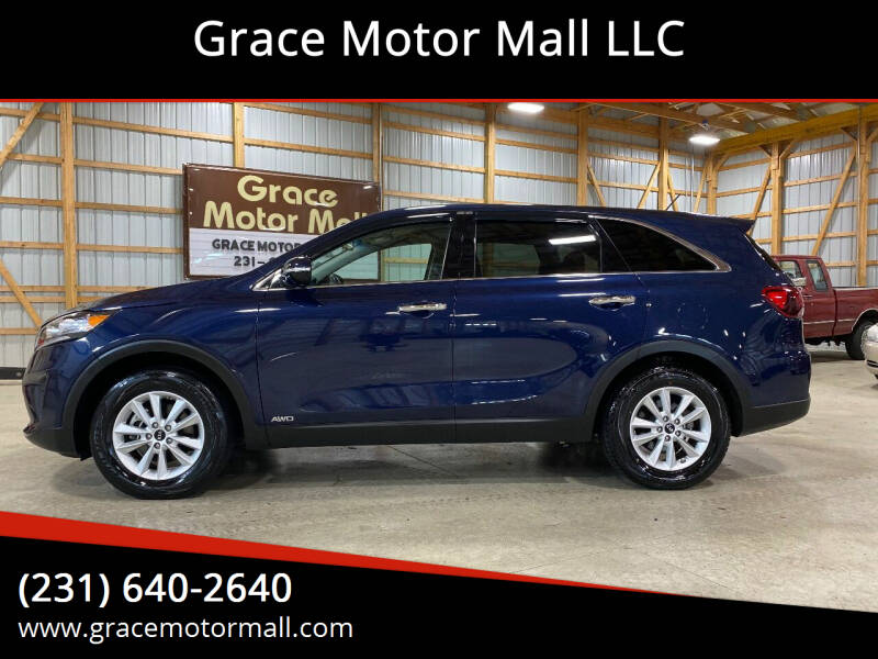2019 Kia Sorento for sale at Grace Motor Mall LLC in Traverse City MI