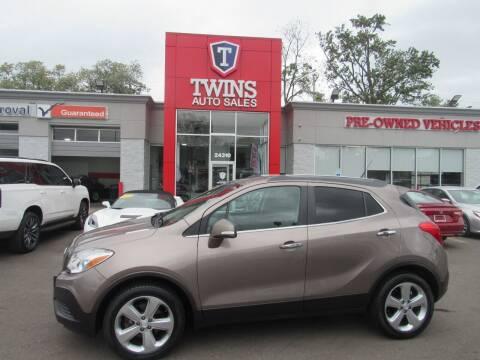 2014 Buick Encore for sale at Twins Auto Sales Inc in Detroit MI