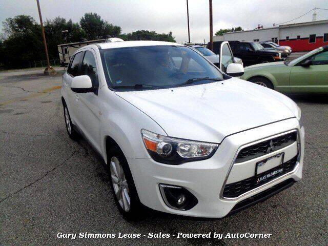 2014 Mitsubishi Outlander Sport for sale at Gary Simmons Lease - Sales in Mckenzie TN