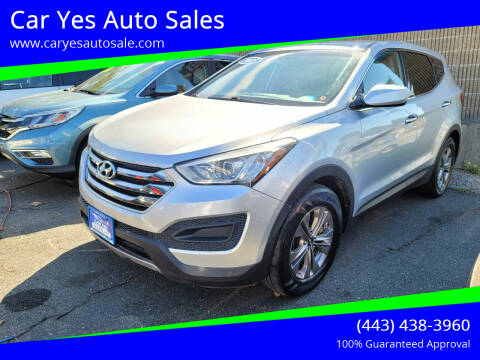 2015 Hyundai Santa Fe Sport for sale at Car Yes Auto Sales in Baltimore MD