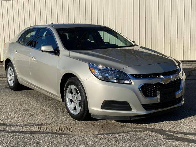 2016 Chevrolet Malibu Limited for sale at Miller Auto Sales in Saint Louis MI