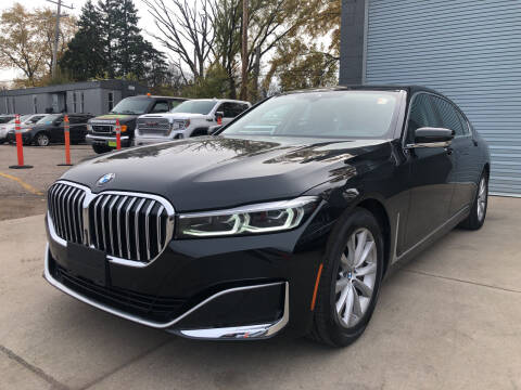 2020 BMW 7 Series for sale at Champs Auto Sales in Detroit MI