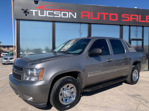 2008 Chevrolet Avalanche for sale at Tucson Auto Sales in Tucson AZ