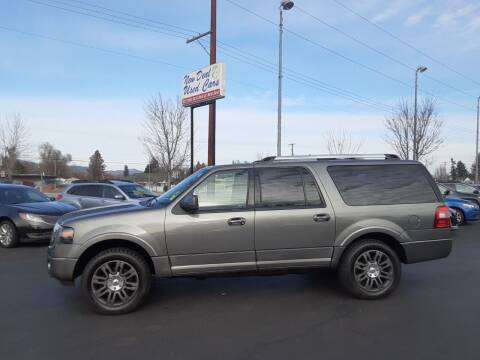 2012 Ford Expedition EL for sale at New Deal Used Cars in Spokane Valley WA