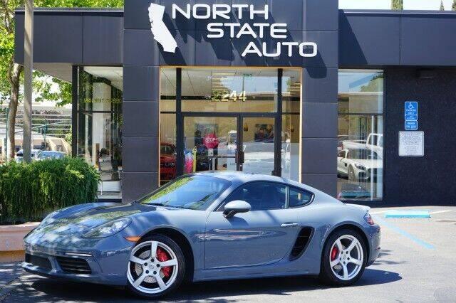 2017 Porsche 718 Cayman for sale in Walnut Creek, CA