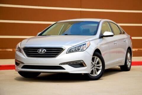 2017 Hyundai Sonata for sale at Auto Hunters in Houston TX