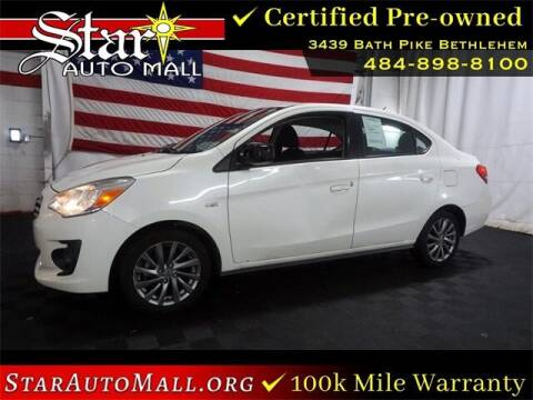 2019 Mitsubishi Mirage G4 for sale at STAR AUTO MALL 512 in Bethlehem PA