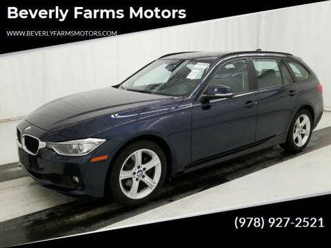 2014 BMW 3 Series for sale at Beverly Farms Motors in Beverly MA