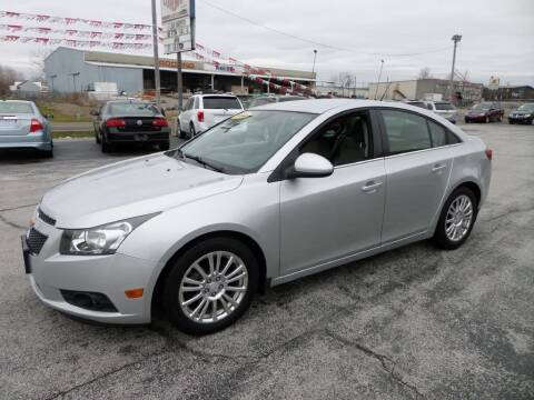 2013 Chevrolet Cruze for sale at Budget Corner in Fort Wayne IN
