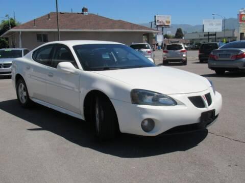 2006 Pontiac Grand Prix for sale at Crown Auto in South Salt Lake City UT