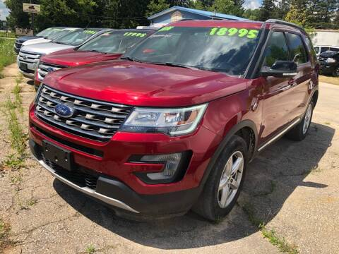 2016 Ford Explorer for sale at Don's Sport Cars in Hortonville WI