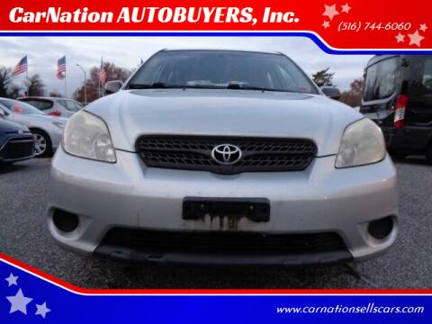 2006 Toyota Matrix for sale at CarNation AUTOBUYERS, Inc. in Rockville Centre NY