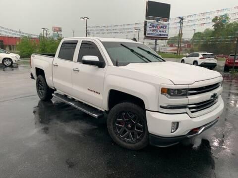 2017 Chevrolet Silverado 1500 for sale at Tim Short Auto Mall in Corbin KY