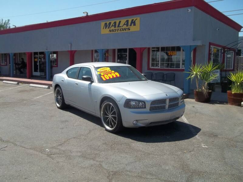 2007 Dodge Charger for sale at Atayas Motors INC #1 in Sacramento CA