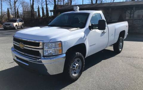 2012 Chevrolet Silverado 2500HD for sale at Highland Auto Sales in Boone NC