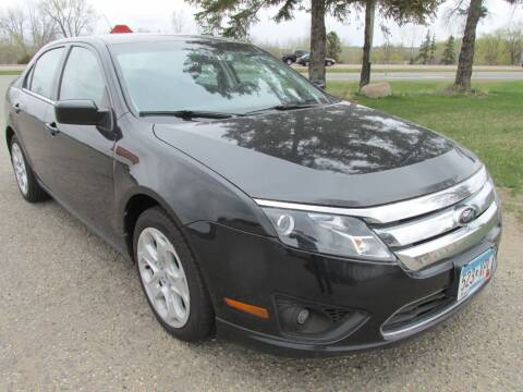 2010 Ford Fusion for sale at Buy-Rite Auto Sales in Shakopee MN