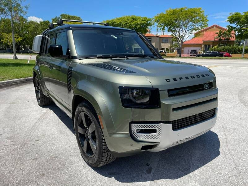 2021 Land Rover Defender for sale in Hollywood, FL
