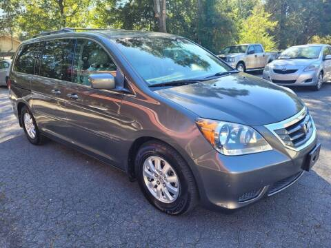 2008 Honda Odyssey for sale at G & Z Auto Sales LLC in Marietta GA