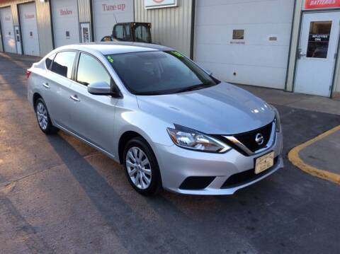 2018 Nissan Sentra for sale at TRI-STATE AUTO OUTLET CORP in Hokah MN