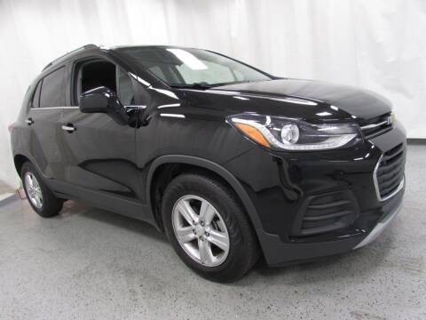 2019 Chevrolet Trax for sale at MATTHEWS HARGREAVES CHEVROLET in Royal Oak MI
