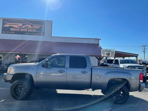 2008 GMC Sierra 2500HD for sale at Ridley Auto Sales, Inc. in White Pine TN