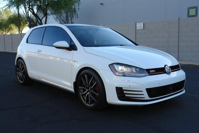 2015 Volkswagen Golf GTI for sale at Arizona Classic Car Sales in Phoenix AZ
