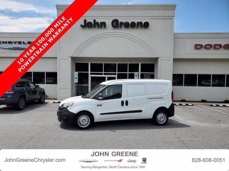 2018 RAM ProMaster City Cargo for sale at John Greene Chrysler Dodge Jeep Ram in Morganton NC