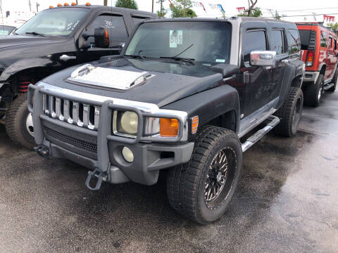 2006 HUMMER H3 for sale at Outdoor Recreation World Inc. in Panama City FL