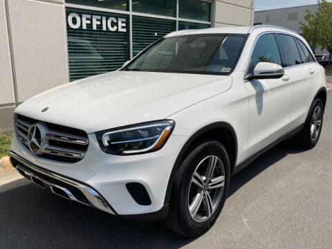 2020 Mercedes-Benz GLC for sale at Pleasant Auto Group in Chantilly VA