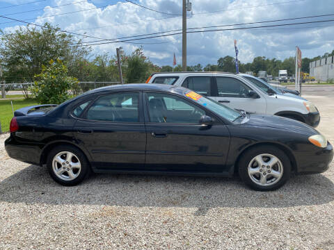 2002 Ford Taurus for sale at Faith Auto Sales in Jacksonville FL
