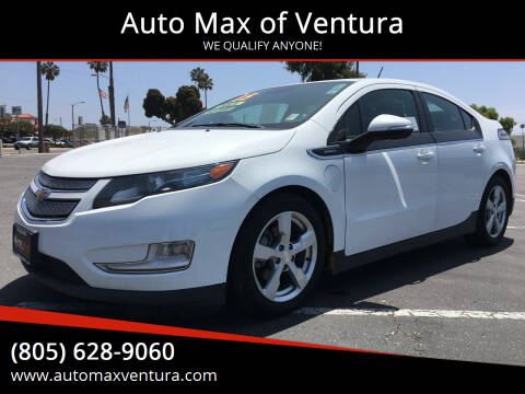 2015 Chevrolet Volt for sale at Auto Max of Ventura in Ventura CA