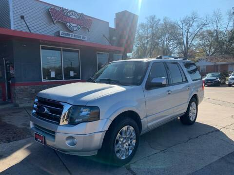 2011 Ford Expedition for sale at Chema's Autos & Tires in Tyler TX