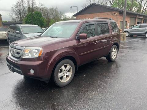 2010 Honda Pilot for sale at Superior Used Cars Inc in Cuyahoga Falls OH