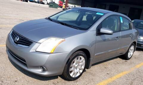 2010 Nissan Sentra for sale at Angelo's Auto Sales in Lowellville OH
