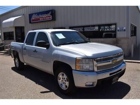 2011 Chevrolet Silverado 1500 for sale at Chaparral Motors in Lubbock TX