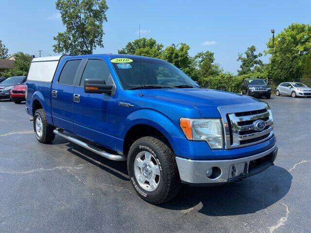 2010 Ford F-150 for sale at Newcombs Auto Sales in Auburn Hills MI
