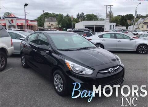 2017 Hyundai Accent for sale at Bay Motors Inc in Baltimore MD