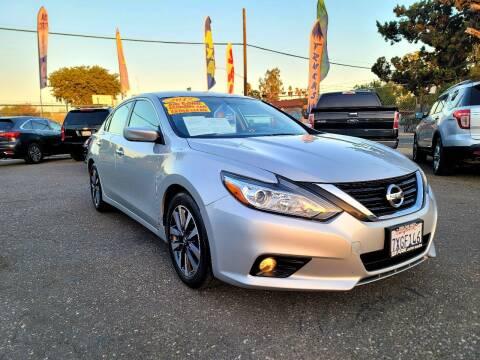 2017 Nissan Altima for sale at Stark Auto Sales in Modesto CA