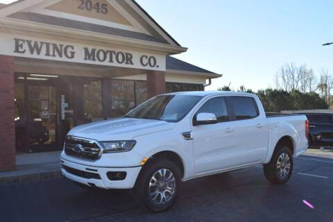 2020 Ford Ranger for sale at Ewing Motor Company in Buford GA