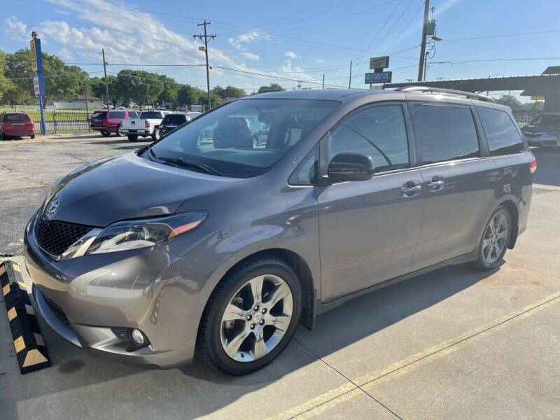 2012 Toyota Sienna for sale at Kansas Auto Sales in Wichita KS