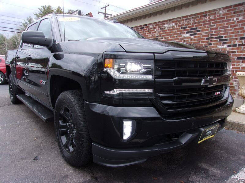 2017 Chevrolet Silverado 1500 for sale at Certified Motorcars LLC in Franklin NH