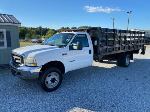 2004 Ford F-450 Super Duty for sale at Billy Ballew Motorsports in Dawsonville GA