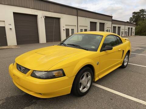 2004 Ford Mustang for sale at Auto Land Inc in Fredericksburg VA