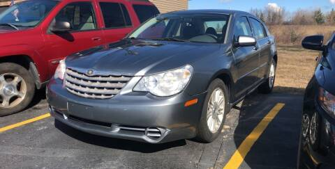2007 Chrysler Sebring for sale at US 30 Motors in Merrillville IN