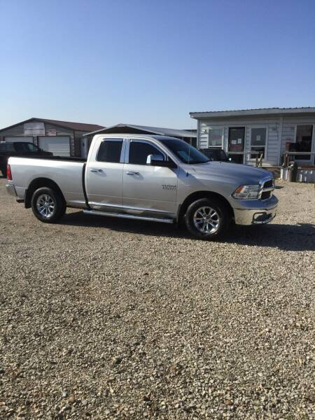2013 RAM Ram Pickup 1500 for sale at Drive in Leachville AR