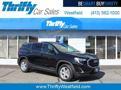 2018 GMC Terrain for sale at Thrifty Car Sales Westfield in Westfield MA