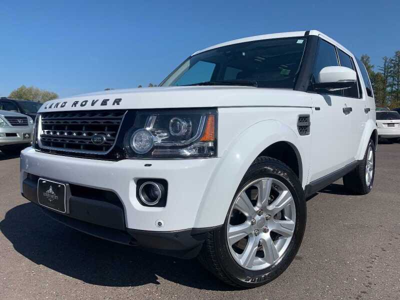 2014 Land Rover LR4 for sale at LUXURY IMPORTS in Hermantown MN