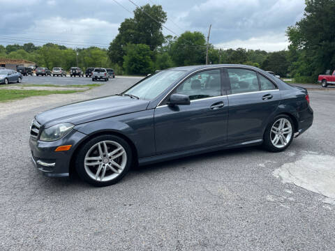 2014 Mercedes-Benz C-Class for sale at Adairsville Auto Mart in Plainville GA