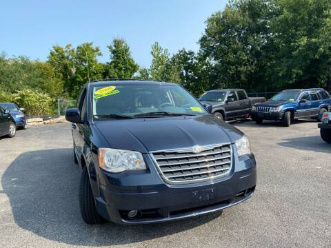 2008 Chrysler Town and Country for sale at Auto Gallery in Taunton MA